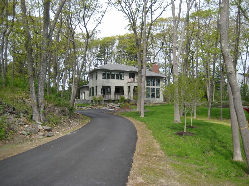Cape Elizabeth Residence Warren