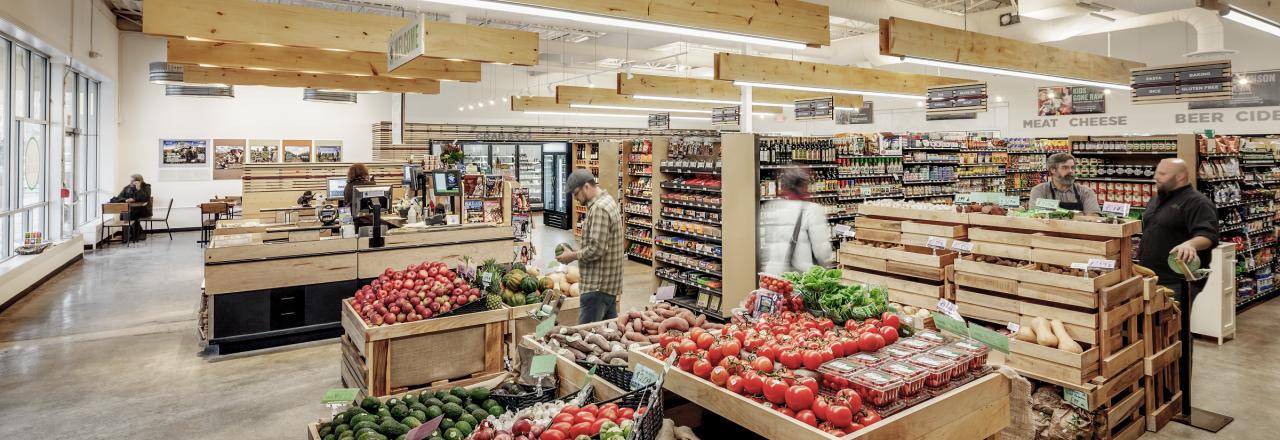 Portland Food Co-Op, Sustainability