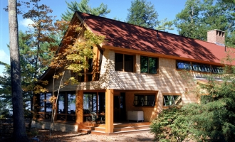 Sebago Lake Cottage Warren