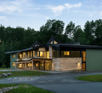 Maine Coast Waldorf School Building and Construction, Passive House