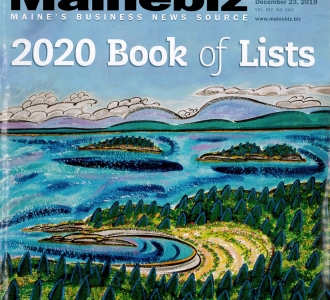 Maine 2020 Book of Lists