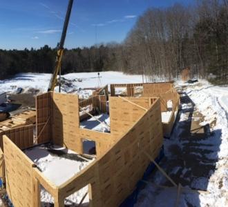 Maine Coast Waldlorf School Building and Construction